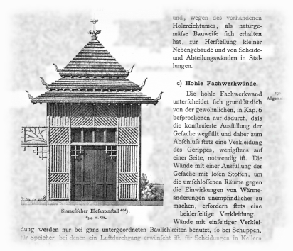 Scanned Page Fragment from Handbuch der Architetur
