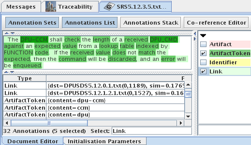 OpenTrace Annotation Example