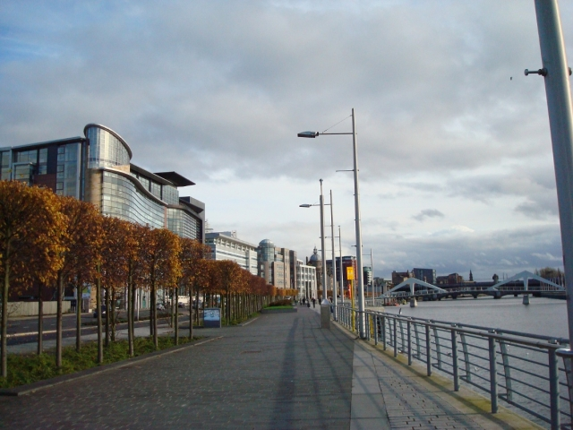 Glasgow - Banks of the River Clyde