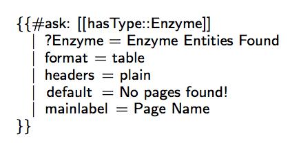 Semantic Query in IntelliGenWiki